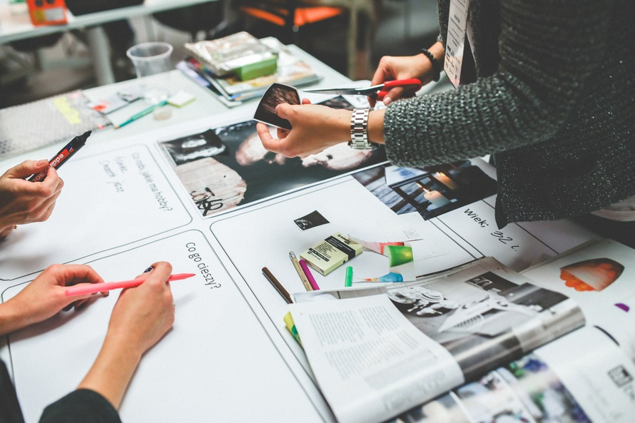 How to Create Mood Boards and Mind Maps